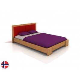 Manželská posteľ 180 cm Naturlig Manglerud (buk) (s roštom)