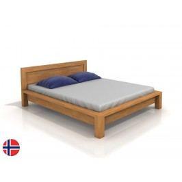 Manželská posteľ 180 cm Naturlig Fjaerland (buk) (s roštom)