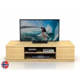 TV stolík/skrinka Naturlig Lekanger (borovica)