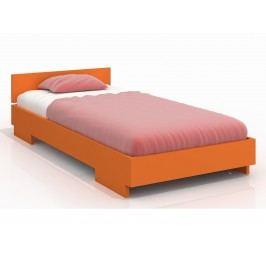 Jednolôžková posteľ 120 cm Naturlig Kids Larsos (borovica) (s roštom)