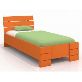 Jednolôžková posteľ 90 cm Naturlig Kids Lorenskog High (borovica) (s roštom)