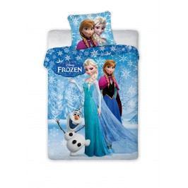 Detské obliečky 200x160 cm Frozen 002