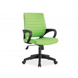 Kancelárska stolička Q-051 (zelená)