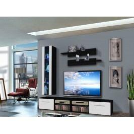 Obývacia stena Invento 25 ZW IN E1 (s osvetlením)