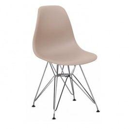 Jedálenská stolička Anisa new (teplá sivá)