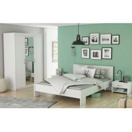 Spálňa Ambian (biela)
