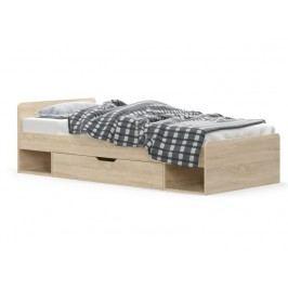 Jednolôžková posteľ 90 cm Teyo 1S/90 (s úl. priestorom)