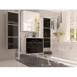 Kúpeľňa Pirton (lesk čierny)