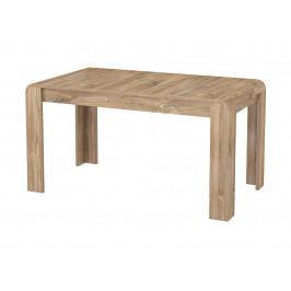 Jedálenský stôl Lincoln (pre 6 až 8 osôb) (dub stirling)