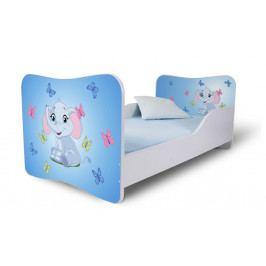 Detská posteľ 140x70 cm Lena 08