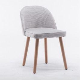 Jedálenská stolička Lalima (béžová)