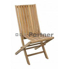 Záhradná stolička Glory (Teak)