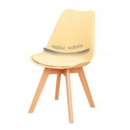 Jedálenská stolička Bali new (cappucino)