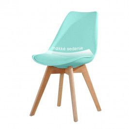 Jedálenská stolička Bali new (mentol)