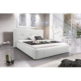 Manželská posteľ 140 cm Verona (s roštom)