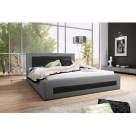 Manželská posteľ 200 cm Savona (s roštom)