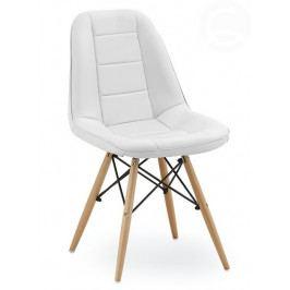 Jedálenská stolička Verdi (biela)