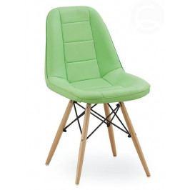 Jedálenská stolička Verdi (zelená)