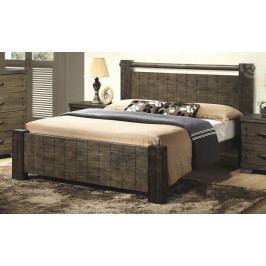 Manželská posteľ 180 cm Ditavola (s roštom)