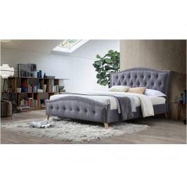 Manželská posteľ 160 cm Giovana (s roštom)