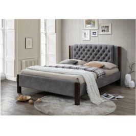 Manželská posteľ 160 cm Karola (s roštom)