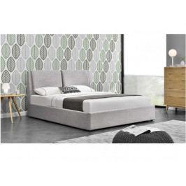 Manželská posteľ 160 cm Gulia (s roštom)