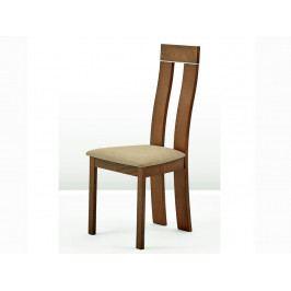 Jedálenská stolička Desi (buk merlot)