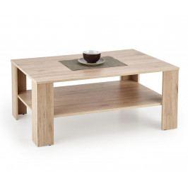 Konferenčný stolík Kwadro (dub sanremo)