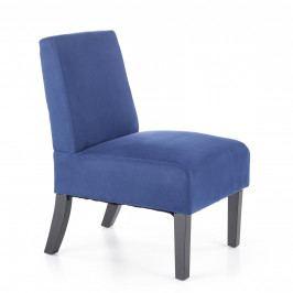 Kreslo Fido (modrá)
