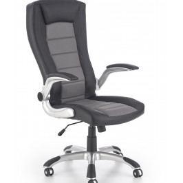 Kancelárska stolička Upset (sivá)
