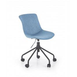 Kancelárska stolička Doblo (modrá)