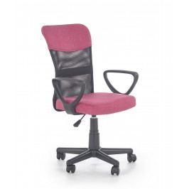 Kancelárska stolička Timmy (ružová)