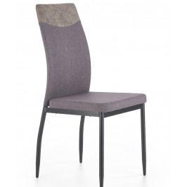 Jedálenská stolička K276 (tmavosivá)