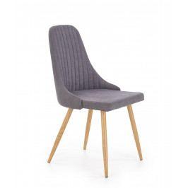 Jedálenská stolička K285 (tmavosivá)