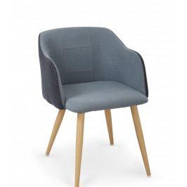 Jedálenská stolička K288 (modrá)