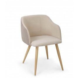 Jedálenská stolička K288 (bežová)