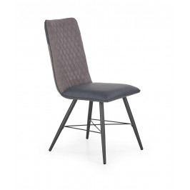 Jedálenská stolička K289 (sivá)