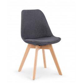 Jedálenská stolička K303 (tmavosivá)
