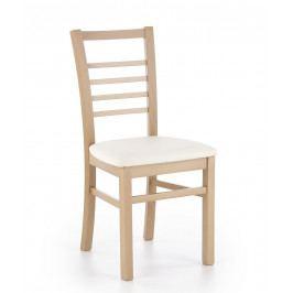 Jedálenská stolička Adrian (dub medový)