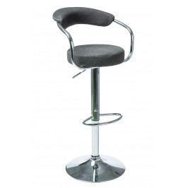 Barová stolička C-231 (sivá)