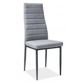 Jedálenská stolička H-265 (sivá)