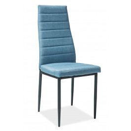 Jedálenská stolička H-265 (modrá)