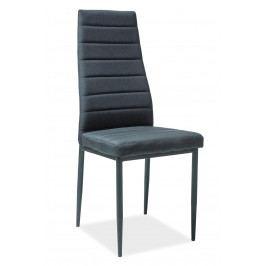 Jedálenská stolička H-265 (čierna)