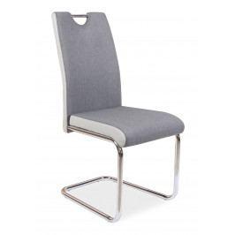 Jedálenská stolička H-952 (sivá)