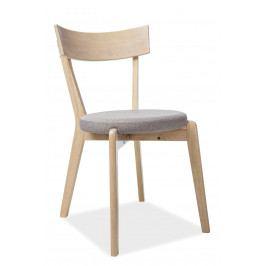 Jedálenská stolička Nelson (sivá)