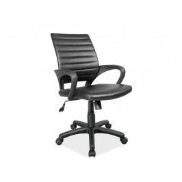 Kancelárska stolička Q-051 (čierna)