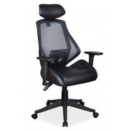 Kancelárske kreslo Q-406 (čierna)