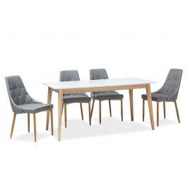 Jedálenský stôl Cesar (pre 6 až 8 osôb)