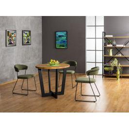 Jedálenský stôl Cono (masív) (pre 4 osoby)