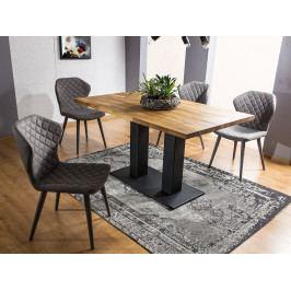Jedálenský stôl Sauron (masív) (pre 4 osoby)